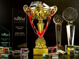 Award Winning Kushy Punch Gummies and Vapes
