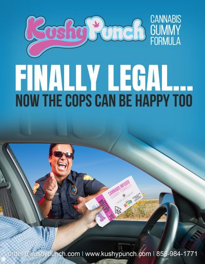 finally legal cops