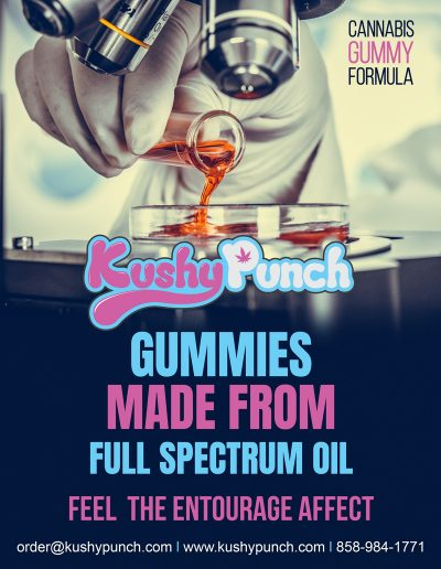 gummies made from full spectrum